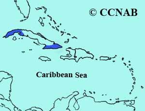 Cuban Solitaire range map